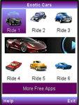 Exotic Cars Lite screenshot 3/4