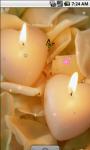Candle Heart Live Wallpaper screenshot 1/4
