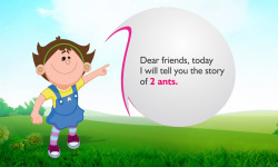 Kids Story Two Ants screenshot 2/4