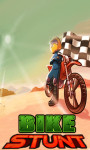 Bike Stunt - Free screenshot 1/4