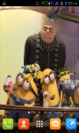 Despicable Me Live Wallpaper Best screenshot 1/5