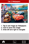 Cars 2 Wallpapers for Android screenshot 2/6