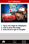 Cars 2 Wallpapers for Android screenshot 3/6