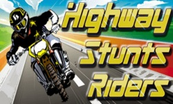 Highway Stunt Rider screenshot 1/2
