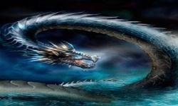 Water Dragon Live Wallpaper screenshot 2/3
