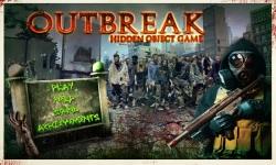 Free Hidden Object Games - Outbreak screenshot 1/4