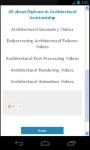 Architectural Videos screenshot 4/6