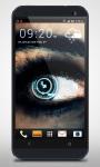 Cyber Eye Live Wallpaper screenshot 1/3
