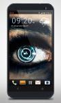 Cyber Eye Live Wallpaper screenshot 2/3