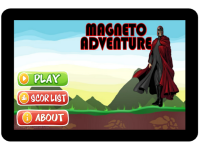 Magneto Adventure Run screenshot 1/3