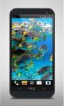 Flock of Colorful Fish Live WP screenshot 3/3