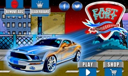 Face The Racers: Street Racing screenshot 1/4