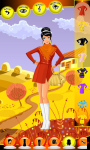 Autumn Fashion Dress Up Games screenshot 3/6