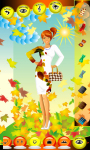 Autumn Fashion Dress Up Games screenshot 5/6