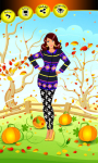 Autumn Fashion Dress Up Games screenshot 6/6