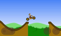 Jungle Bike Pro screenshot 2/6