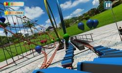 VR Roller Coaster : Balloon Blast screenshot 5/5