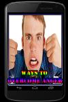 Ways to Overcome Anger screenshot 1/3