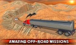 Truck driver offroad 2016 screenshot 1/3