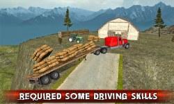 Truck driver offroad 2016 screenshot 2/3