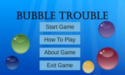 Bubble Land Trouble screenshot 1/3