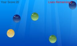Bubble Land Trouble screenshot 2/3