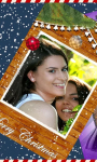 Christmas Photo Frame - Android App screenshot 3/6