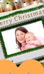 Christmas Photo Frame - Android App screenshot 4/6