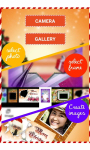 Christmas Photo Frame - Android App screenshot 6/6