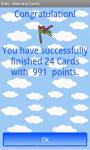 Kids Memory Cards screenshot 5/6