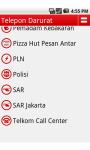Telepon Darurat Indonesia screenshot 2/4
