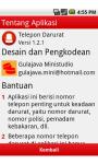 Telepon Darurat Indonesia screenshot 4/4