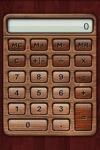 Wood Calc screenshot 1/1