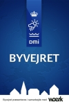 DMI Byvejret screenshot 1/1