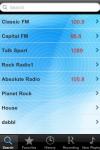 Radio UK - Alarm Clock! + Recording screenshot 1/1