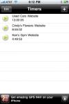 WorkTimer Lite screenshot 1/1