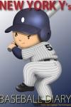 New York Y's Baseball Diary screenshot 1/1