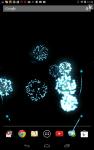 Living Fireworks Wallpaper screenshot 1/3
