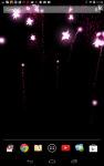 Living Fireworks Wallpaper screenshot 2/3