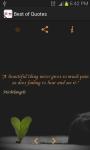 Best of Quotes screenshot 1/4