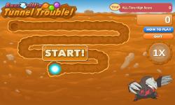 Tunnel Trouble Zuma screenshot 1/4