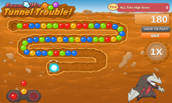 Tunnel Trouble Zuma screenshot 2/4