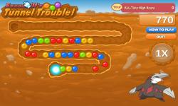 Tunnel Trouble Zuma screenshot 3/4