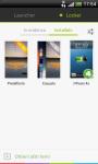 iPhone 5 GO Locker Theme REview screenshot 4/4