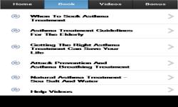 Asthma Treatment screenshot 2/3