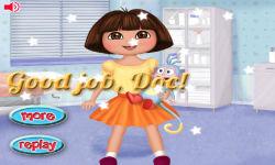 Dora Foot Doctor screenshot 1/5