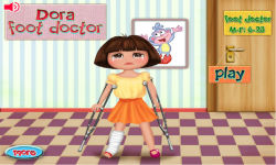 Dora Foot Doctor screenshot 2/5