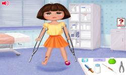 Dora Foot Doctor screenshot 3/5