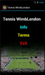Tennis Wimbledon screenshot 2/4