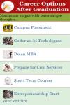 Career Options After Graduation screenshot 2/3